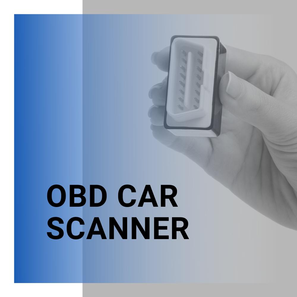 OBD Scanner Of The Car