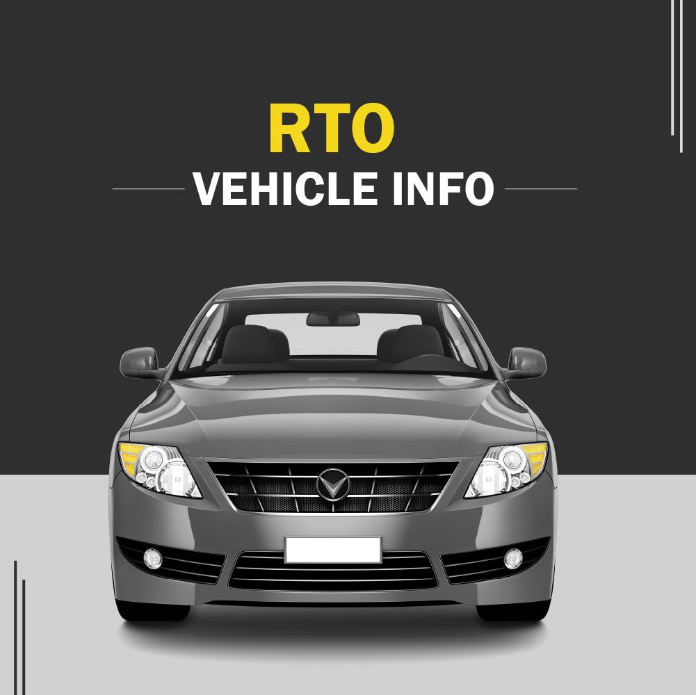 RTO Vehicle Information Online